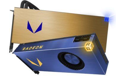 AMD lanza la Radeon Vega Frontier Edition, especificaciones y precio