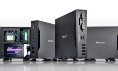 Shuttle lanza nuevos mini PC sin ventilador basados en Kaby Lake 54
