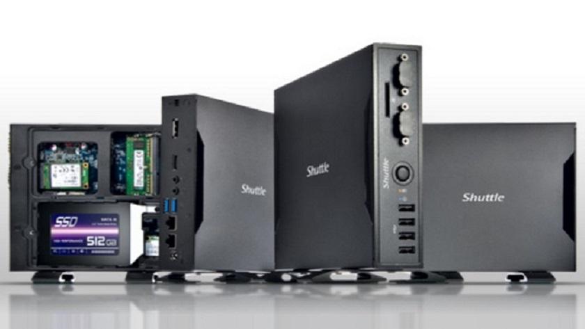 Shuttle lanza nuevos mini PC sin ventilador basados en Kaby Lake 30
