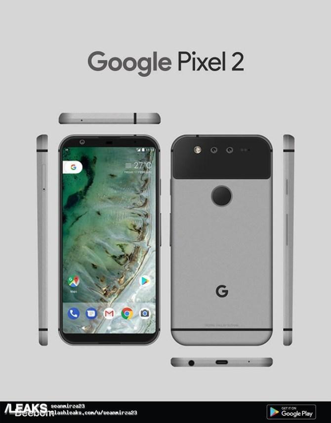 Nuevos Google Pixel 2, todo lo que sabemos hasta el momento 32
