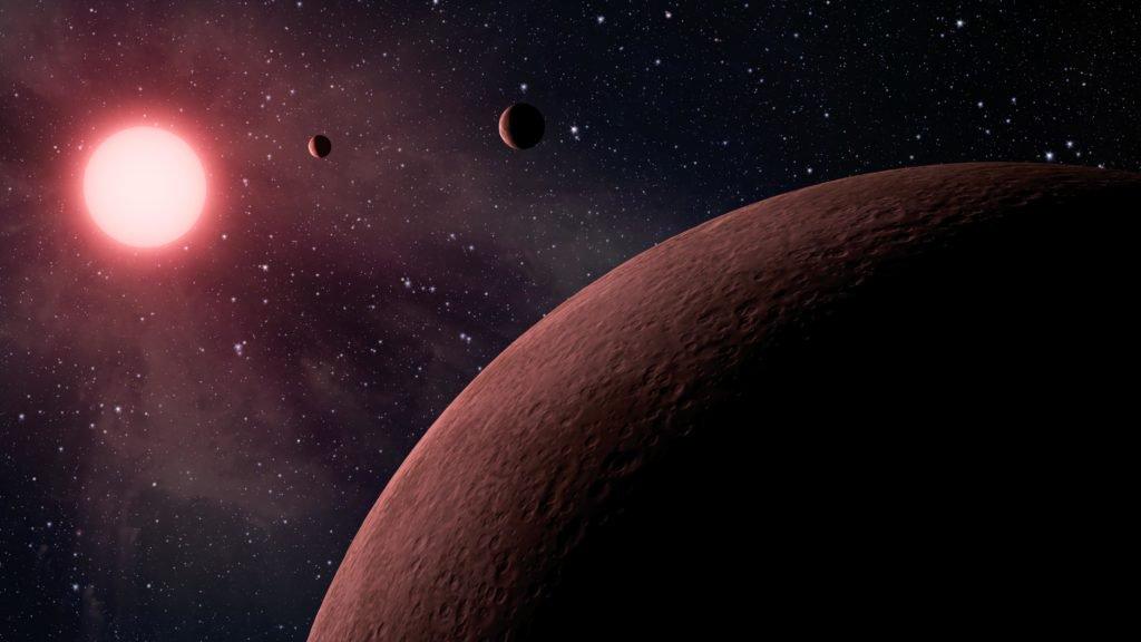 La ESA empezará a buscar planetas habitables en 2026 30