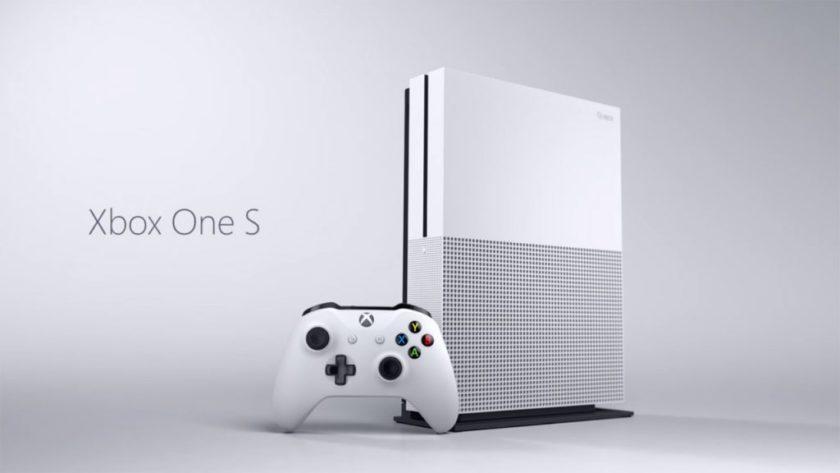 Microsoft baja el precio de Xbox One S, aunque de manera temporal
