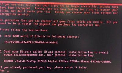 Confirmado nuevo ciberataque masivo utilizando el ransomware Petya 81