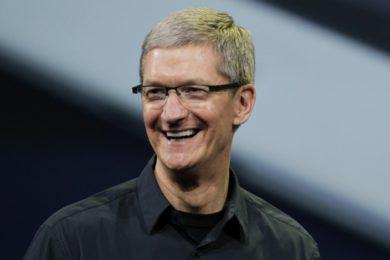 Tim Cook confirma que Apple trabaja en software para coches autónomos