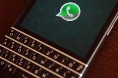 WhatsApp dejará de dar soporte a Windows Phone 8 y BlackBerry OS