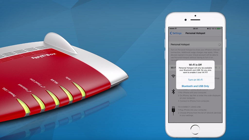 Aprende a navegar por Internet utilizando tu FRITZ!Box y tu smartphone 30