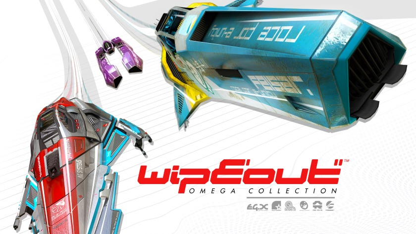 WipEout Omega, análisis (PS4) 29