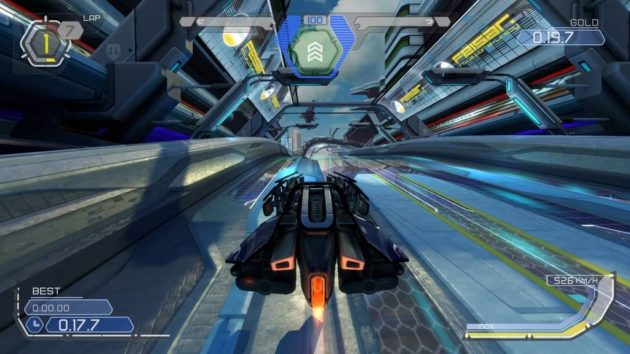 WipEout Omega, análisis (PS4) 31