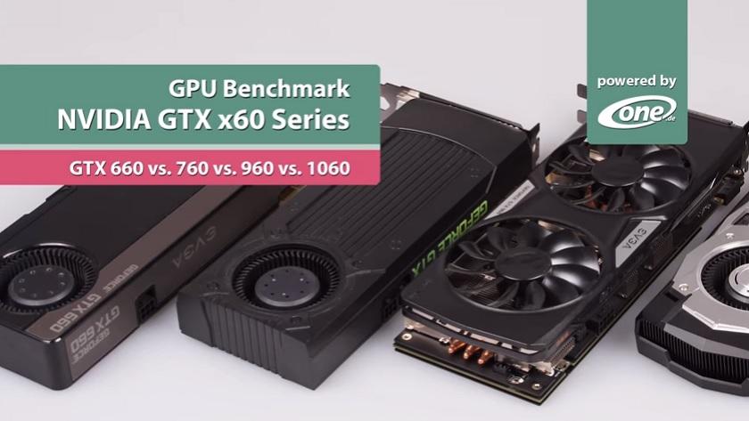 Comparativa de rendimiento: GTX 660, GTX 760, GTX 960 y GTX 1060 28