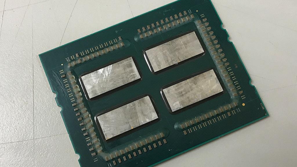 ThreadRipper tiene 32 núcleos y 64 hilos, pero la mitad están desactivados 29