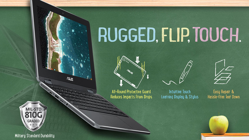 Chromebook Flip C213