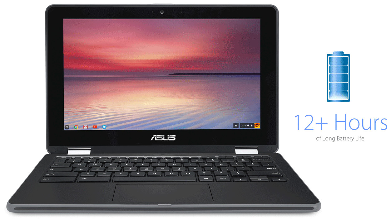 "ASUS Chromebook Flip C213: ""el futuro del PC educativo"" 34"