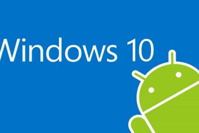 Windows 10 conecta tu móvil Android con el PC (iPhone será el siguiente)