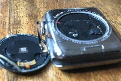 ¿Qué le pasa al Apple Watch?