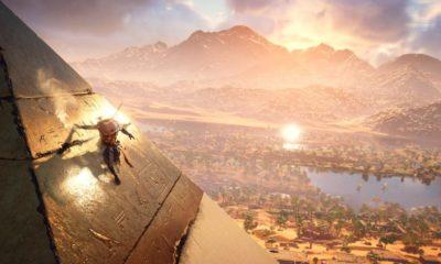 Nuevo vídeo con 20 minutos de juego de Assassin's Creed Origins en Xbox One X 56