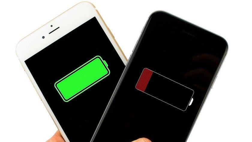 autonomía de un smartphone