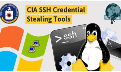 credenciales SSH
