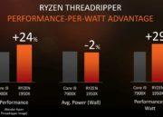AMD anuncia sus CPUs Threadripper, especificaciones y precios 39