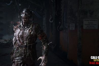 Tráiler oficial de Call of Duty: WWII Nazi Zombies