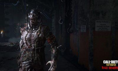 Tráiler oficial de Call of Duty: WWII Nazi Zombies 77