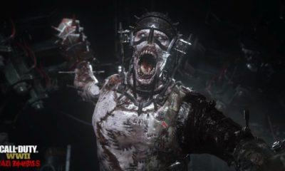 Call of Duty: WWII Zombie Mode será una experiencia terrorífica 73