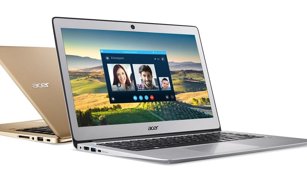 Listado portátil Acer con procesador Coffee Lake de Intel y GeForce MX150 30