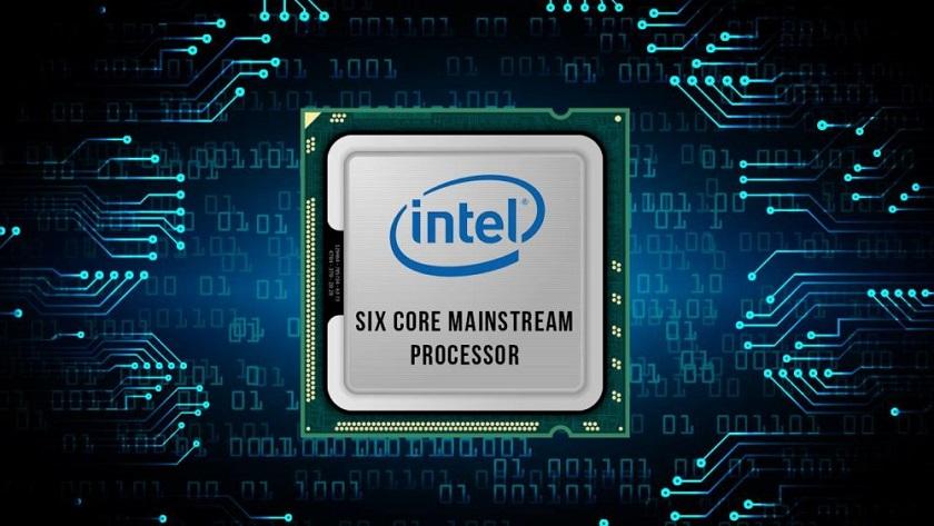Intel prepara varios procesadores Coffee Lake de seis núcleos 28
