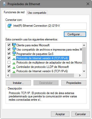 Cómo probar DNS alternativos a los de tu operadora 34