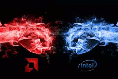 Intel Xeon y AMD EPYC, dos grandes rivales en el sector profesional