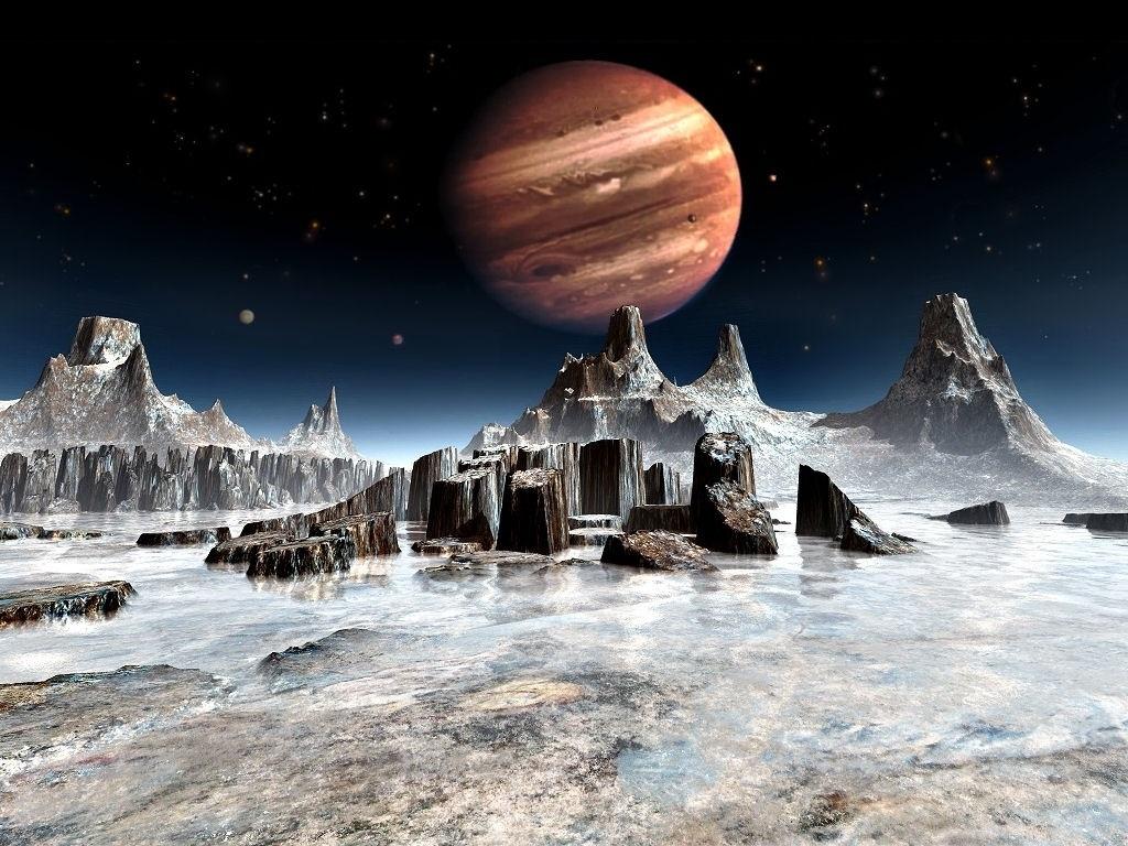 Diez cosas interesantes sobre la luna Europa 37