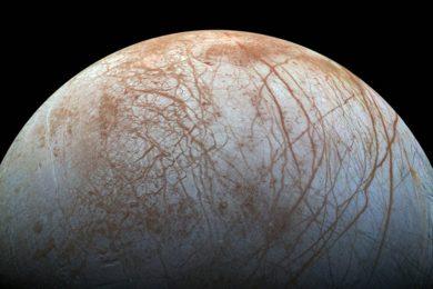 Diez cosas interesantes sobre la luna Europa