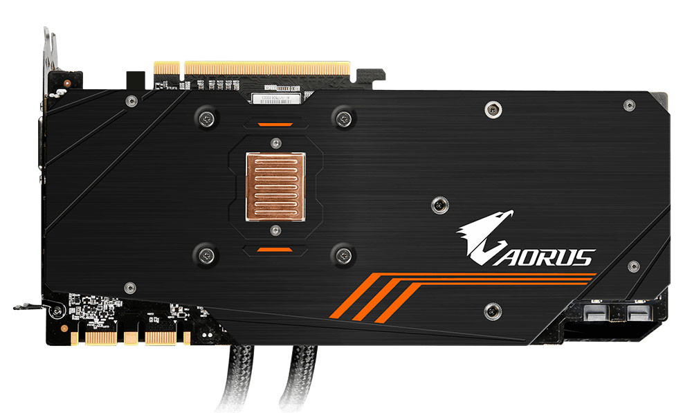 GIGABYTE anuncia la AORUS GeForce GTX 1080 Ti WaterForce Xtreme 32