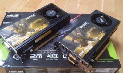 Las GeForce GTX 400 y GTX 500 soportan DirectX 12 con los últimos drivers 77