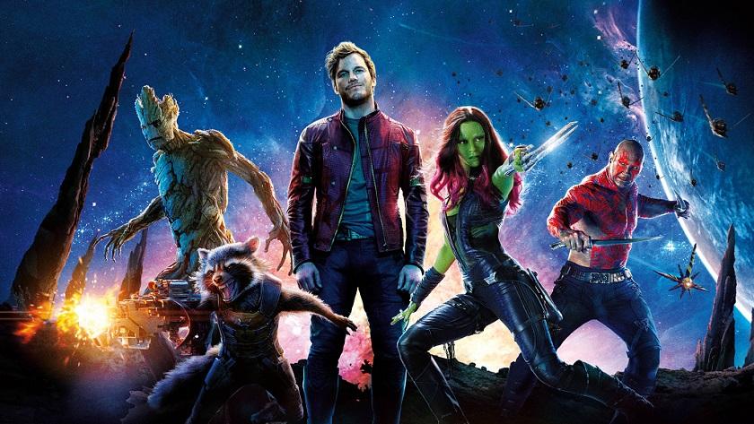 Guardianes de la Galaxia 2 será el primer Blu-ray 4K de Disney 28