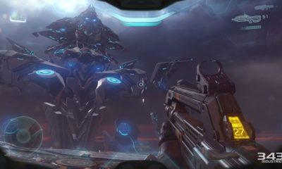 Halo 5 Guardians funcionará en resolución 4K en Xbox One X 30