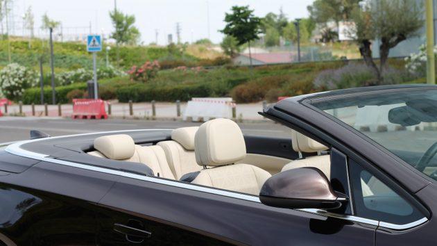 Opel Cabrio, abierto 35