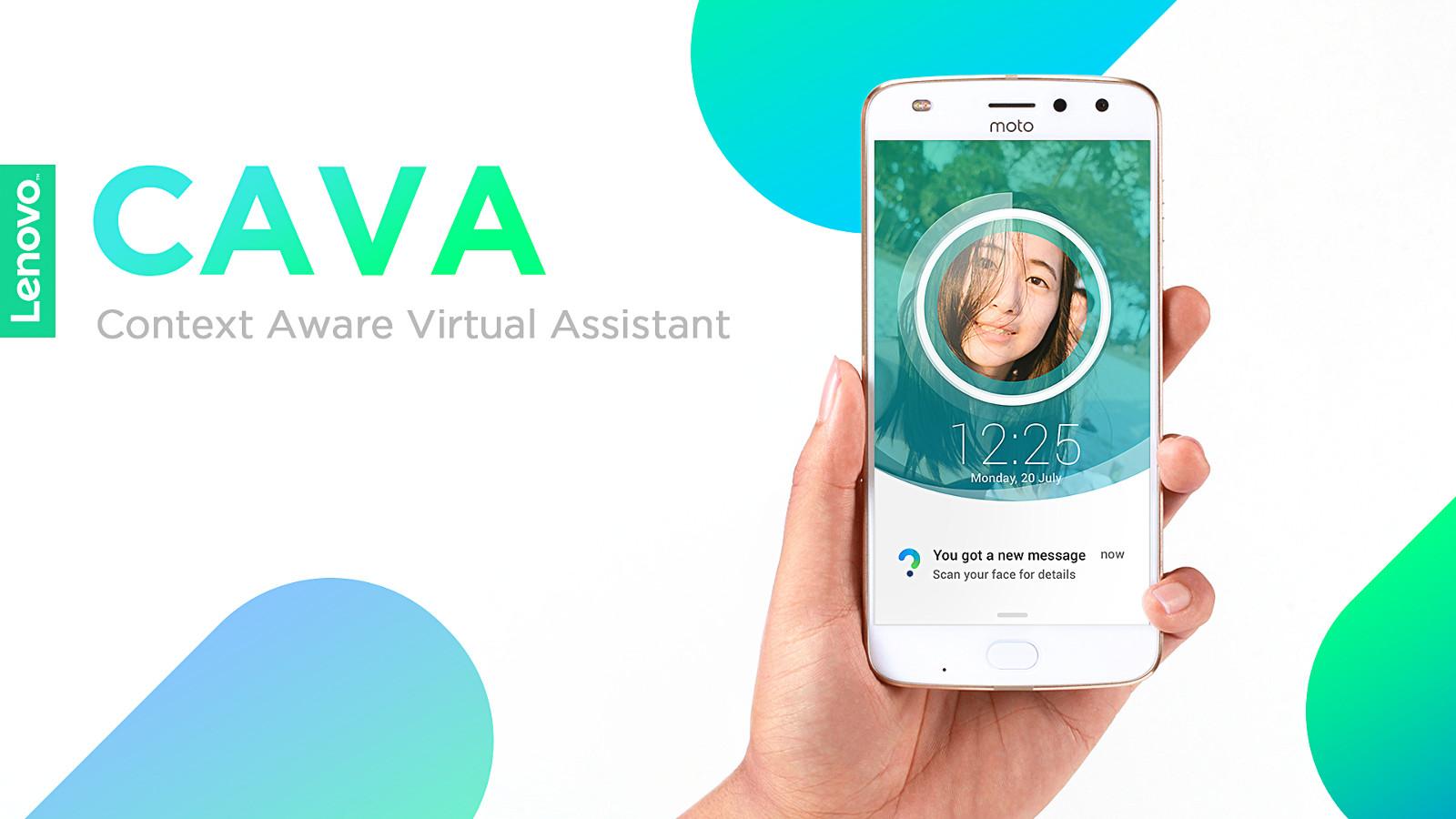 Lenovo World Tech: AR, AI y el asistente CAVA 33
