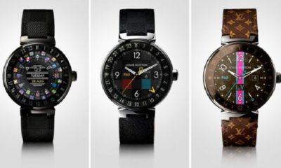 Louis Vuitton anuncia un smartwatch con Android Wear, es muy caro 28