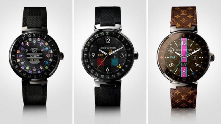 Louis Vuitton anuncia un smartwatch con Android Wear, es muy caro 30