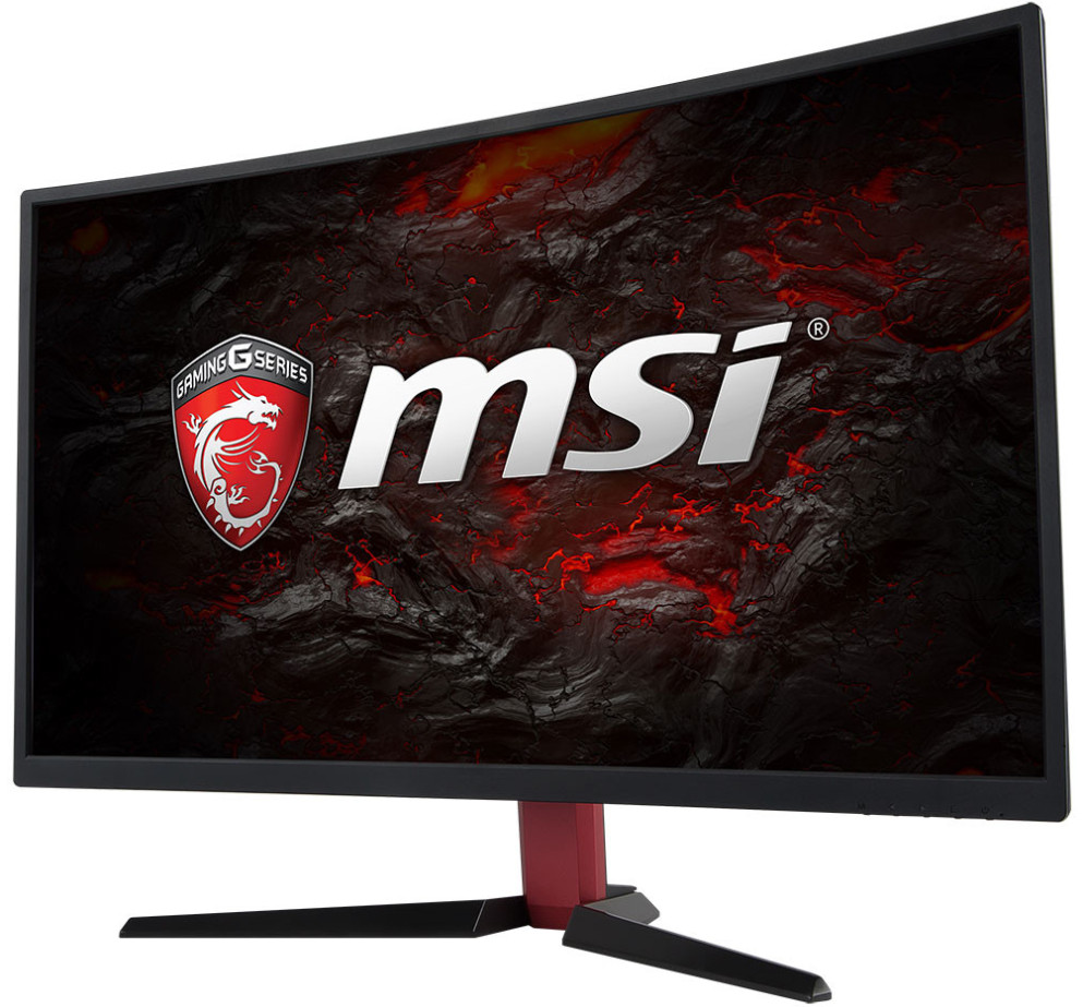 MSI presenta línea de monitores OPTIX 31