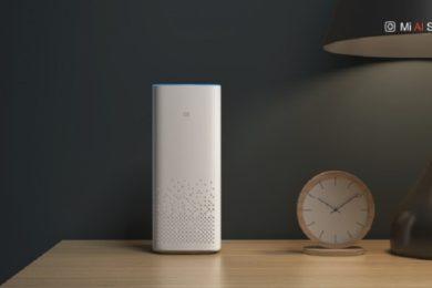 Xiaomi Mi AI Speaker, la respuesta a Amazon Echo y Google Home