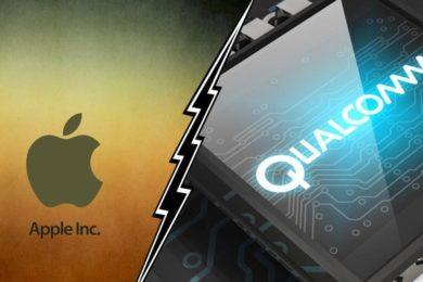 Qualcomm responde al apoyo de grandes como Microsoft y Google a Apple