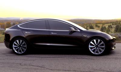 Model 3 de Tesla, así ha cambiado desde su etapa de prototipo hasta su lanzamiento 76