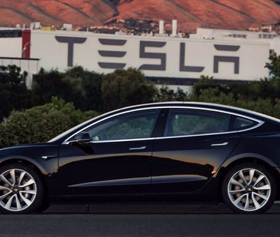Ya está listo el primer Model 3 de Tesla, adivinad quién es el propietario 31
