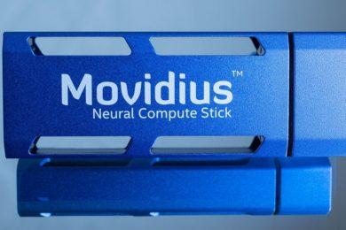 Intel presenta el Movidius Neural Compute Stick, 100 GFLOPs en un USB de 1 vatio