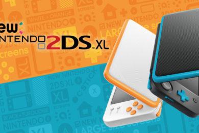 New Nintendo 2DS XL, tráiler de lanzamiento