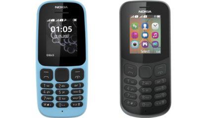 Nokia 105 y Nokia 130 presentados, teléfonos desde 15 dólares 61