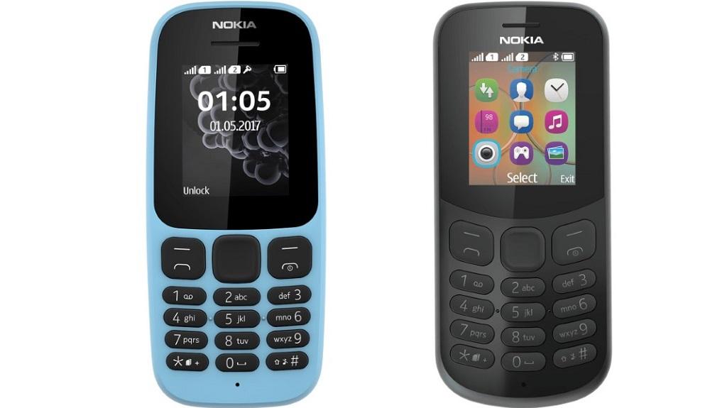 Nokia 105 y Nokia 130 presentados, teléfonos desde 15 dólares 30
