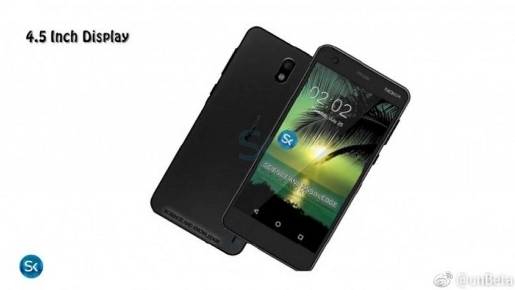 Primeros renders del Nokia 2, especificaciones 30