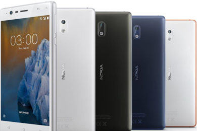 HMD Global trabaja en los Nokia 2, Nokia 7 y Nokia 8